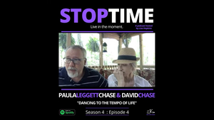 WATCH: Paula Leggett Chase & David Chase Featured On STOPTIME:Live In The Moment Podcast
