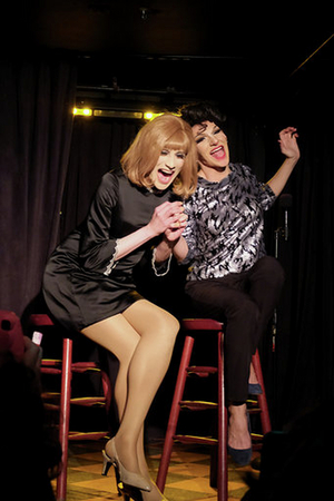 BWW Interview: Gloria Swansong and Maxie Factor - Two Sisters Making Each Other's Dreams Come True, Part Two