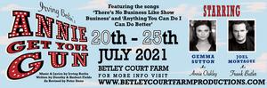Full Cast Announced for ANNIE GET YOUR GUN at Betley Court Farm