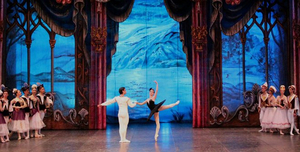 SWAN LAKE Will Be Performed by the Saint Petersburg Ballet at EDP Gran Vía Theater