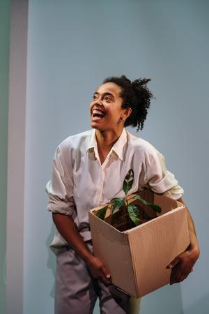 BWW Review: SHEDDING A SKIN, Soho Theatre