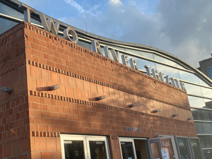 Student Blog: Joe Iconis + Lauren Marcus at Two River Theater