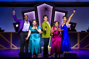 WHO COULD ASK FOR ANYTHING MORE?, CHESTER BAILEY, ELEANOR AND BOCA Extended at Barrington Stage Company