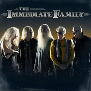 THE IMMEDIATE FAMILY Announce Self-Titled Debut Album