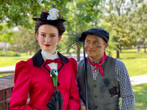 BWW Review: The Freeland Center returns to Cherry Tree Lane with MARY POPPINS