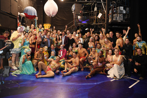 BWW Feature: Intermission is Over as Mystère by Cirque Du Soleil Returns to the Stage