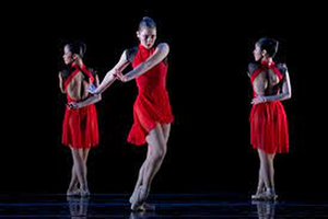 BWW Review: DIRECTOR'S CHOICE:  VERB BALLET at Breen Center For The Arts