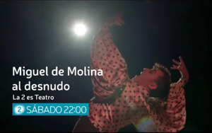 VIDEO: Tráiler de MIGUEL DE MOLINA AL DESNUDO