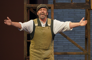 BWW Review: TEVYE IN NEW YORK! at The Wallis Annenberg Center For The Performing Arts