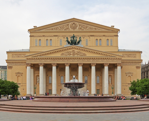 THE SEAGULL Makes Its Bolshoi Theatre Debut July 1st