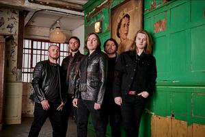Scarlet Rebels Release Provocative New Single 'Storm'