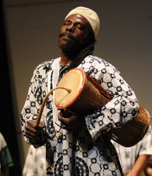 Franklin Stage Company to Open Performance Season With Concert Featuring Kwaku Kwaakye Obeng & Gino Sitson