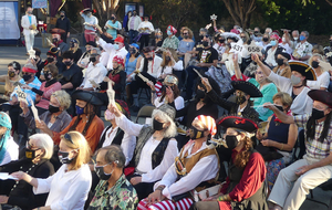 Swashbuckling Soiree Raises A Bounty To Support Theatreworks Silicon Valley