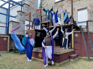 BWW Review:  Chesapeake Shakespeare Company's THE ADVENTURES OF PERICLES