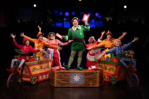 BWW Review: ELF - THE MUSICAL at Toby's Dinner Theater