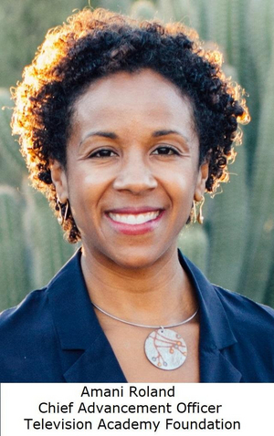 Television Academy Foundation Names Amani Roland Chief Advancement Officer