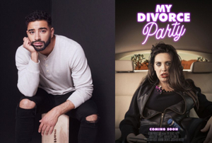 Laith Ashley Joins Cast of MY DIVORCE PARTY