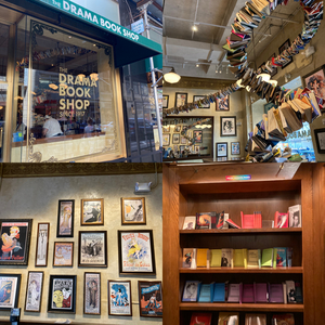 Student Blog: The Drama Bookshop is Back!
