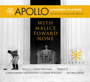 Apollo Chamber Players Releases 'With Malice Toward None'