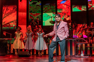 BWW Review: THE KING IN CONCERT Returns Live Performances to the New Theatre Restaurant