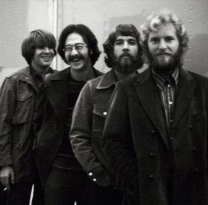 Creedence Clearwater Revival Score Their First Billboard-Topping Hit