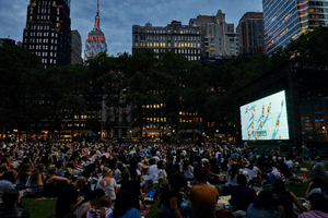 Bryant Park Movie Nights to Include Broadway to Film Series - MOULIN ROUGE!, THE PHANTOM OF THE OPERA & More