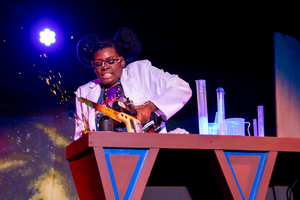BWW Review: ANNIE JUMP AND THE LIBRARY OF HEAVEN at The Vortex