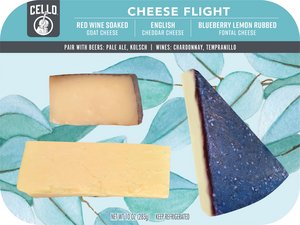 CELLO Launches New Seasonal Cheese Flights for Summer