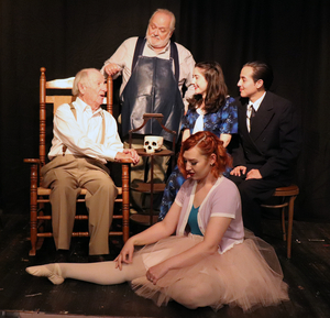 YOU CAN'T TAKE IT WITH YOU Will Be Performed at Sutter Street Theatre Next Week