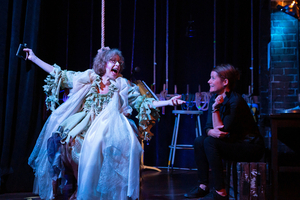 Review Roundup: Jackie Hoffman Returns to the Stage in FRUMA-SARAH (WAITING IN THE WINGS)