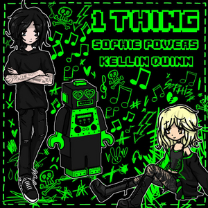 Sophie Powers & Kellin Quinn Team Up for New Single '1 Thing'
