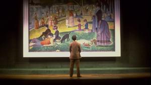 Student Blog: Stephen Sondheim and George Seurat