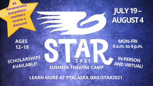 Perseverance Theatre's Summer Theatre Camp Returns To In-Person Workshops This Summer