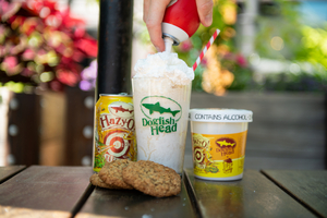 DOGFISH HEAD Teams Up With TIPSY SCOOP to Launch HAZY-O!  Ice Cream