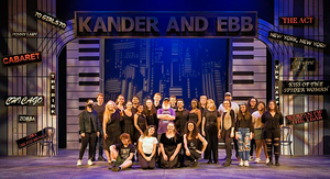 BWW Review: Director Scott Cooper Guides Another Winner with SPC Theater Department's Production of THE WORLD GOES 'ROUND: THE MUSIC OF KANDER & EBB