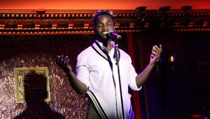 BWW Review: Deon'te Goodman Fulfills Cabaret Fantasies With DREAM A LITTLE DREAM at Feinstein's/54 Below