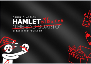 BWW Review: HAMLET WITH PIRATES is Drunk Classics at its booziest and best
