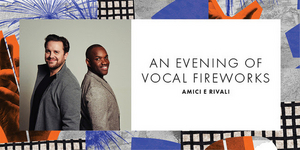 Lawrence Brownlee & Michael Spyres to Star in AN EVENING OF VOCAL FIREWORKS