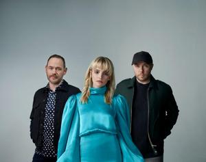 CHVRCHES Share New Single 'Good Girls'
