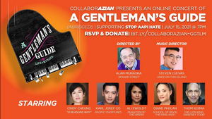 BWW Interview: Alan Muraoka talks about directing A GENTLEMANS GUIDE TO MURDER in online concert for CollaborAzian