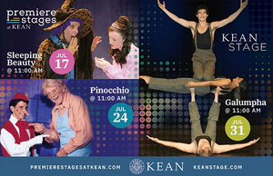 Premiere Stages at Kean University Presents Three-Day Outdoor Family Series