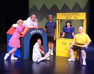 BWW Review: YOU'RE A GOOD MAN, CHARLIE BROWN at Palm Canyon Theatre