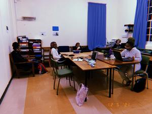 Student Blog: One Semester Down