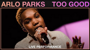 Arlo Parks Releases 'Too Good' & 'Hope' Vevo Official Live Performance