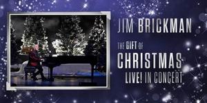 Jim Brickman Returns to the Hanna Theatre With Three Live Performances