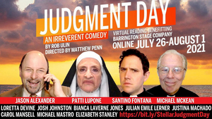 Encore Presentation of JUDGMENT DAY Announced, Starring Jason Alexander, Patti LuPone, Santino Fontana & More