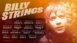 Billy Strings Extends Headline Tour Through December