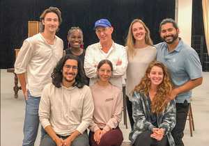 BWW Interview: 2021 Graduating class from The Old Globe and USD Graduate Theatre program talks about virtual learning, live theatre, & THINKING SHAKESPEARE LOVE!