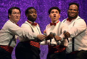 Centenary Stage Company's FOREVER PLAID Enters Final Week of Performances