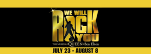 WE WILL ROCK YOU to be Presented at Lake Worth Playhouse